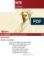 Farsa de Inês Pereira- recursos expressivos