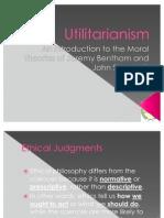 Utilitarianism ppt