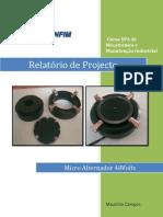 Maurício Campos Relatório
