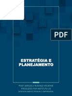 Livro Estratégia e Planejamento