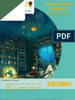 Lengua Castellana Décimo (Ciclo 5)