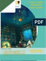 Lengua Castellana Sexto (Ciclo 5)