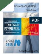 Vicente Pimenta - Aprove Diesel