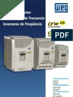 Manual DeConvertidores de Frecuencia WEG