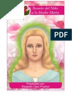 ROSARIO DEL NIÑO A LA MADRE MARÍA