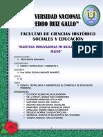 Dossier IV Ciclo 2021 Cta II