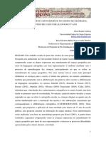 OS CONHECIMENTOS CARTOGRÁFICOS NO ENSINO DE GEOGRAFIA (artigo)