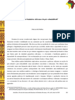 Artigo - Perspectivas feministas africanas de pós-colonialidade - MCFADDEN 2020