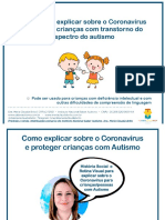 Autismo e Coronovirus