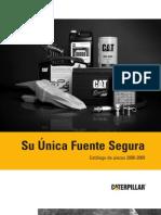 Fuente segura caterpillar 2008-2009 español
