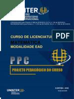 Ppc Ead Licenciatura Matematica 16122020