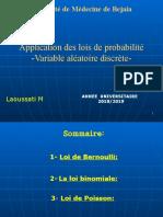 Loi Binomiale-loi Poisson
