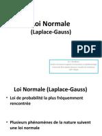 Loi Normale (1)