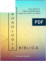 Aryanne Soares - Cronologia Bíblica