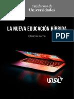 Educacion Hibrida Isbn Interactivo