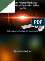 Tema 6 -2 Procesos Estacionarios Análisis Espectral