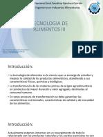 Tecnologia de Alimentos III Diapositiva (2)