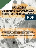 A Grilagem de Terras Na Formação Territorial Brasileira