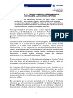 CP 047 VF La Iniciativa de Ley de Hidrocarburos Debe Enmendarse Genera Incertidumbre a La Inversion