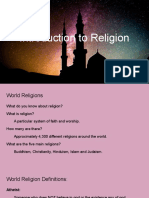sociology religion