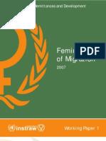 UN-INSTRAW 2007 - Feminization of Migration