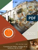 4° GRADO CARTILLA N°1 - 2021