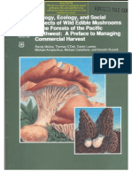 Biology Ecology and Social Aspect of Wild Edible Mushrooms in the Forest of the Pacific Northwest-Molina Et Al
