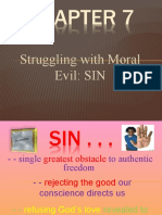 SIN POWERPOINT (Concupiscence,Types,Origin Etc.) ALL ABOUT SIN/Religion Report