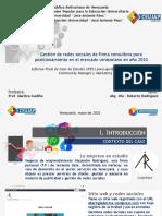 Presentación IFEC -Diplomado Community Manager y Marketing Digital