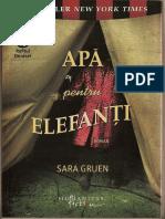 Sara Gruen - Apa pentru elefanti.pdf - Romana