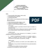 CÁTEDRA Y RELIGIÓN, NOVENO 2021