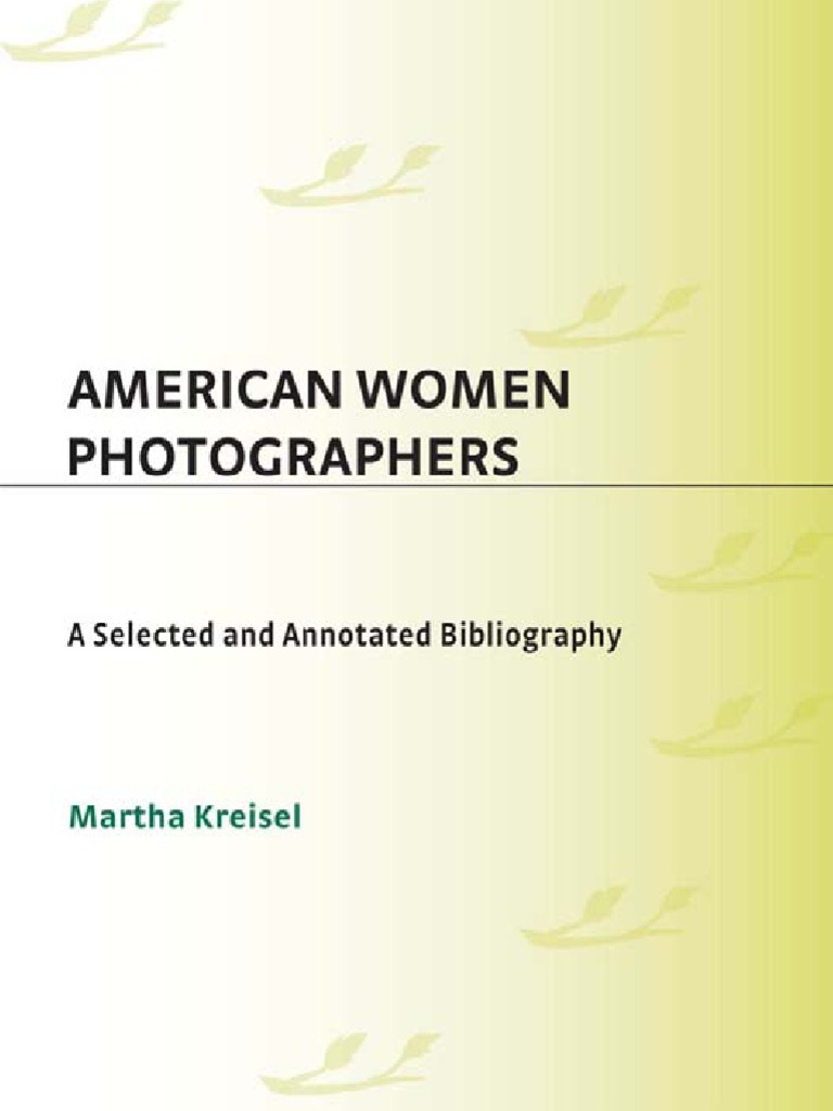 0313304785American Women PhotographersB  899a73920c3