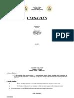 CAESARIAN
