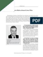 Dr. Roberto Mario Amaral Lima Filho