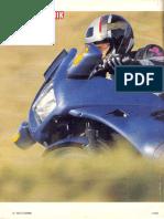 BMW K1100RS Test MOTORRAD 01/1993