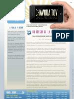 Paracha PEKOUDEI 5771 (Torah-Box.com)