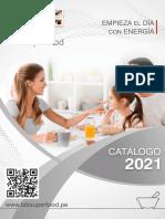 Labsuperfood Catalogo 2021 - Jarabe