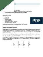 Práctica 5 - Circuito en Paralelo MARIA ACOSTA