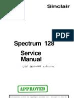 ZX Spectrum 128 Service Manual