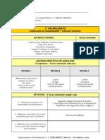 Oferta Educativa Bachillerato 2010-2011