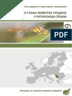 Izvestaj o Stanju Zivotne Sredine u Republici Srbiji Za 2009 Godinu