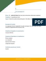 B1 Entree de Niveau CE Livraisons a Velo XL DEF-MEP