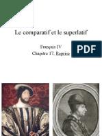 Présentation - Le comparatif, superlatif, images pour comparer