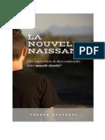 Franck Kvaskoff - La nouvelle naissance, Etes vous bien certain de comprendre votre nouvelle identité, 21p