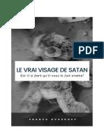 Franck Kvaskoff - Le Vrai Visage de Satan, 36p