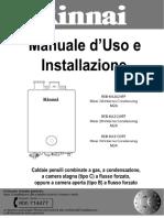 RINNAI-manuale-installazione-caldaia-condensazione-mirai
