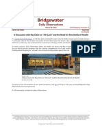 Bridgewater Daily Observations