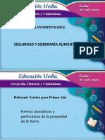 FORMAS ASOCIATIVAS DE TENENCIA DE LA TIERRA