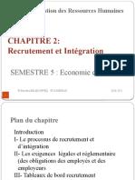 Recrutement Et Insertion Eg 2020-2021