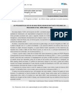 Ficha de Apoio Escrita Exposiçao Tema 10º
